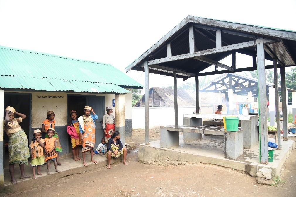 Mise à jour des activités Service de la Santé Maternelle et Reproductive