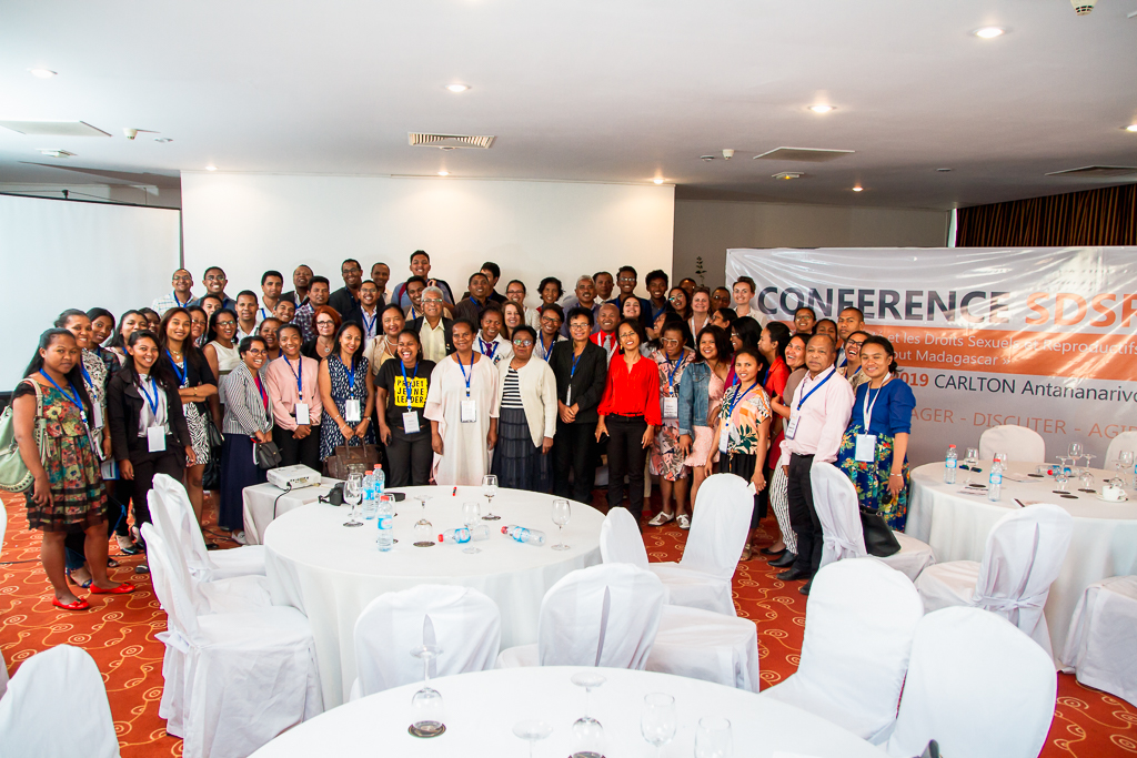 2nd National SRHR Conference in Madagascar