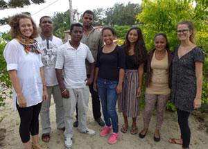 'Train the Trainer' Workshop in Antananarivo